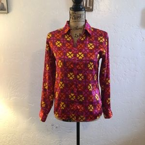 Copper Key blouse, size XL